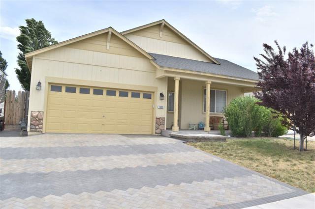 1521 Crestview Rd., Fernley, NV 89408 (MLS #190006935) :: NVGemme Real Estate