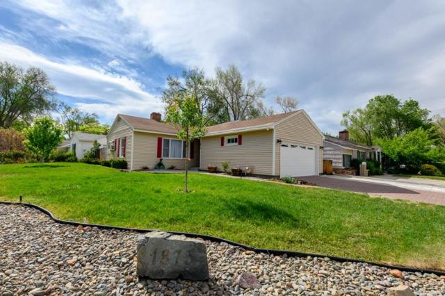 1875 Vale Street, Reno, NV 89509 (MLS #190006949) :: The Mike Wood Team