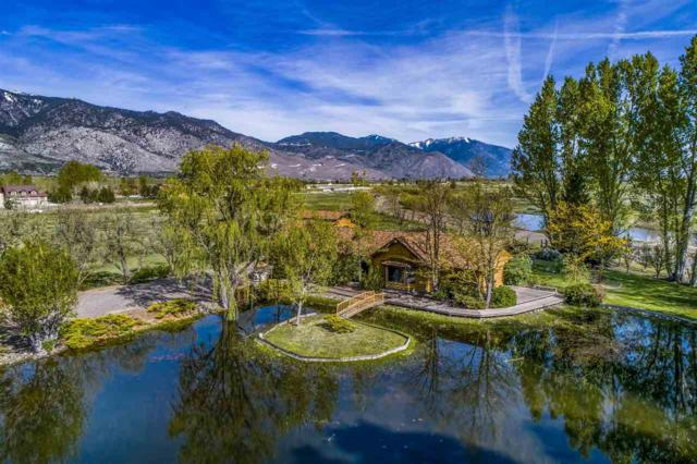 622 Centerville Lane, Gardnerville, NV 89460 (MLS #190006954) :: NVGemme Real Estate