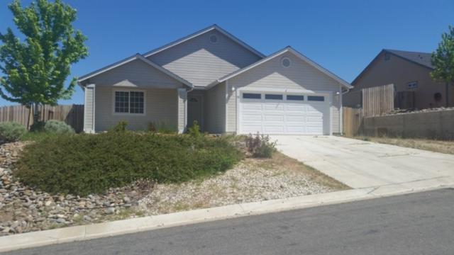 38 Conner Way, Gardnerville, NV 89410 (MLS #190006955) :: NVGemme Real Estate