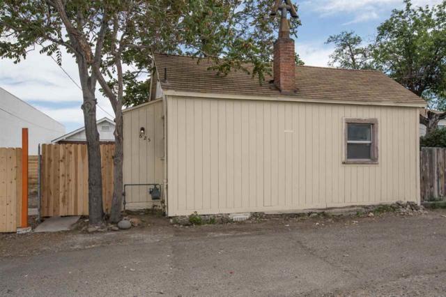 625 E 2nd Street, Reno, NV 89502 (MLS #190006965) :: NVGemme Real Estate