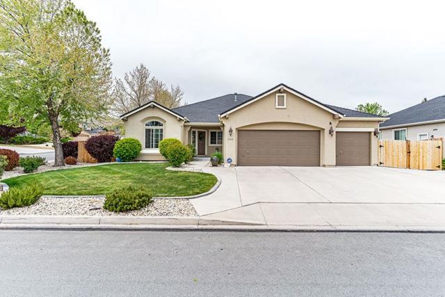 1143 Dortmunder, Sparks, NV 89441 (MLS #190006987) :: Vaulet Group Real Estate