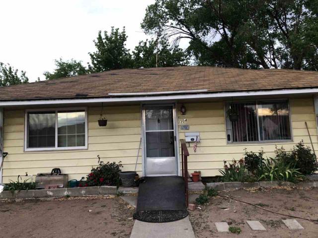 304 L Street, Sparks, NV 89503 (MLS #190007031) :: NVGemme Real Estate
