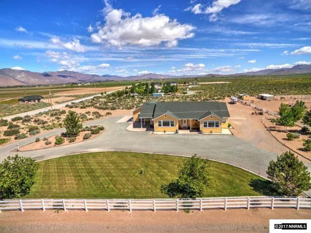 60 Yellow Sage, Wellington, NV 89444 (MLS #190007040) :: Vaulet Group Real Estate