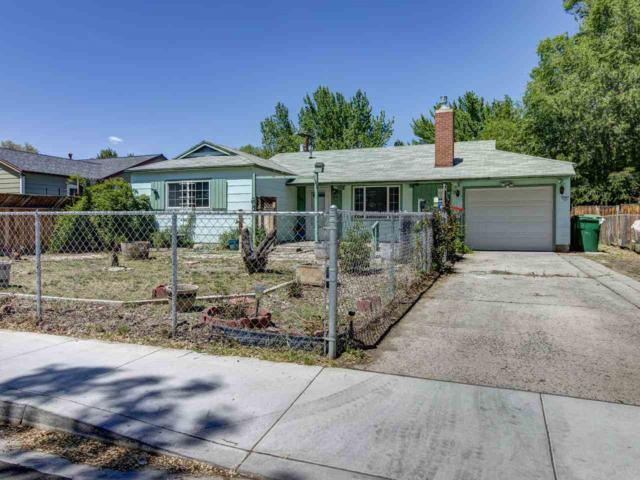 34 E L Street, Sparks, NV 89431 (MLS #190007045) :: NVGemme Real Estate