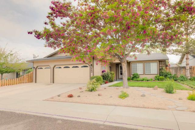 560 Ranch Rd, Fernley, NV 89408 (MLS #190007131) :: NVGemme Real Estate