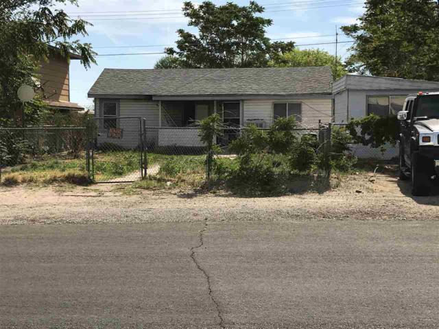 428 F St F Street, Hawthorne, NV 89415 (MLS #190007144) :: The Mike Wood Team