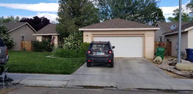 509 Summer Street, Fernley, NV 89408 (MLS #190007156) :: NVGemme Real Estate