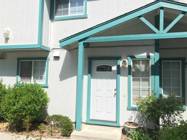 1022 E Fifth Street #3, Carson City, NV 89701 (MLS #190007187) :: The Mike Wood Team