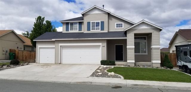1618 Laverder, Fernley, NV 89408 (MLS #190007189) :: NVGemme Real Estate