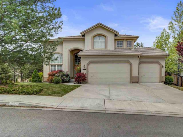 4890 E Creek Ridge Trail, Reno, NV 89519 (MLS #190007200) :: Marshall Realty