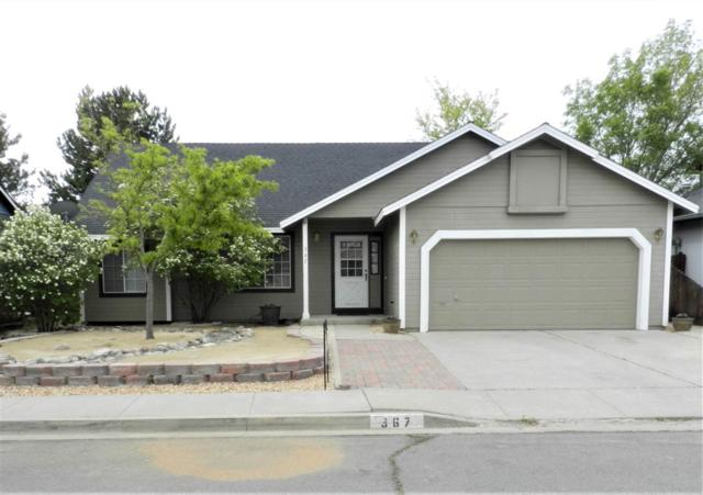 367 Sunwood, Carson City, NV 89701 (MLS #190007211) :: Vaulet Group Real Estate