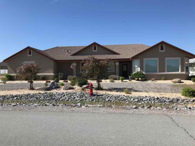 544 Saddle Horn Way, Fernley, NV 89408 (MLS #190007213) :: NVGemme Real Estate