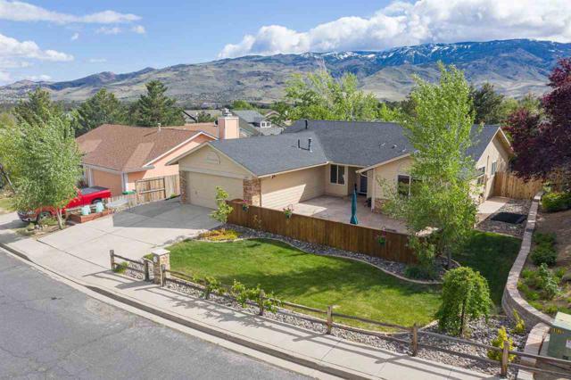 1605 Ambassador Drive, Reno, NV 89523 (MLS #190007219) :: Marshall Realty