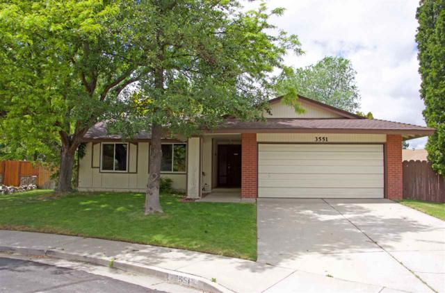 3551 Caballo Alto, Reno, NV 89502 (MLS #190007224) :: Vaulet Group Real Estate