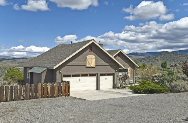 115 Goldrush Trail, Woodfords, Ca, CA 96120 (MLS #190007240) :: NVGemme Real Estate