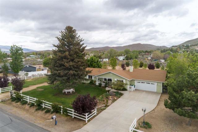 4105 Partridge Lane, Washoe Valley, NV 89704 (MLS #190007257) :: Marshall Realty