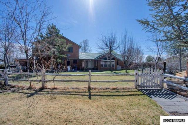3318 Bottom Ln, Fallon, NV 89406 (MLS #190007283) :: Vaulet Group Real Estate