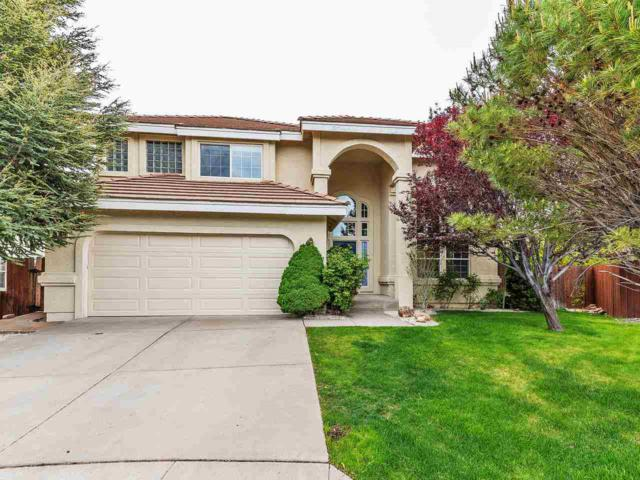 3312 Deer Ridge Ct, Reno, NV 89509 (MLS #190007303) :: NVGemme Real Estate