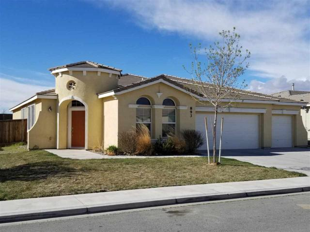 893 Jill Marie, Fernley, NV 89408 (MLS #190007307) :: NVGemme Real Estate