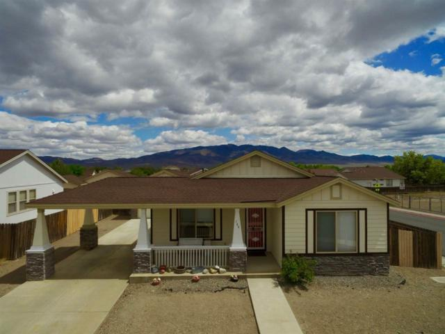 100 Knickerbocker Dr, Dayton, NV 89403 (MLS #190007313) :: Harcourts NV1