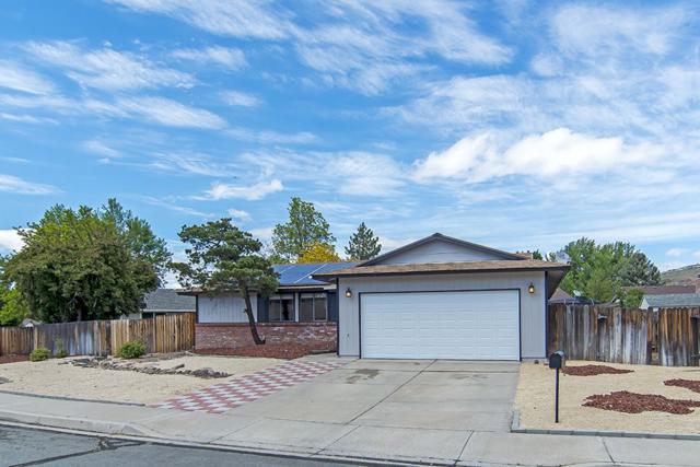 3279 Candelaria Drive, Sparks, NV 89434 (MLS #190007368) :: NVGemme Real Estate