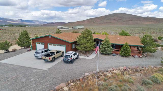 786 Dayton Valley Rd., Dayton, NV 89403 (MLS #190007381) :: Vaulet Group Real Estate