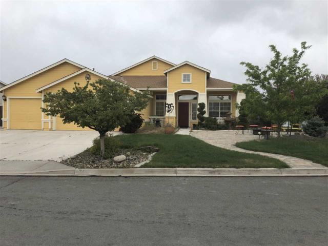 7410 Indian Springs Dr, Sparks, NV 89436 (MLS #190007388) :: Vaulet Group Real Estate