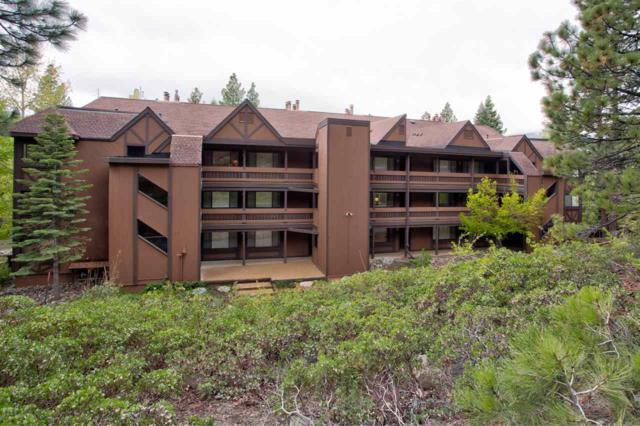 335 Ski Way #306, Incline Village, NV 89451 (MLS #190007400) :: Ferrari-Lund Real Estate