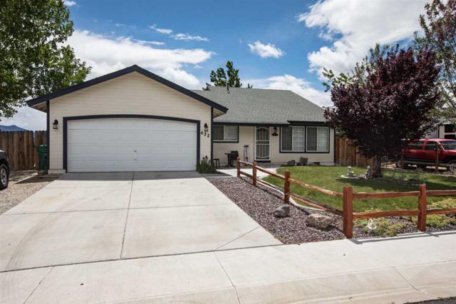 632 Aja Pl, Dayton, NV 89403 (MLS #190007423) :: Vaulet Group Real Estate