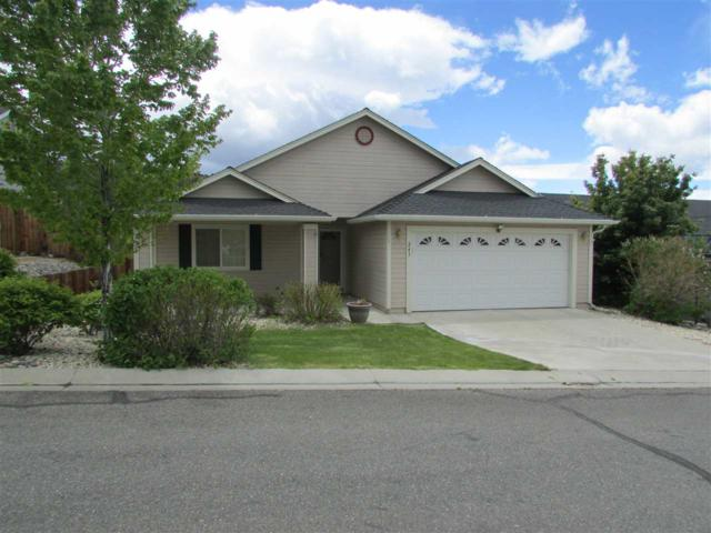 243 Walker St., Gardnerville, NV 89410 (MLS #190007433) :: Theresa Nelson Real Estate
