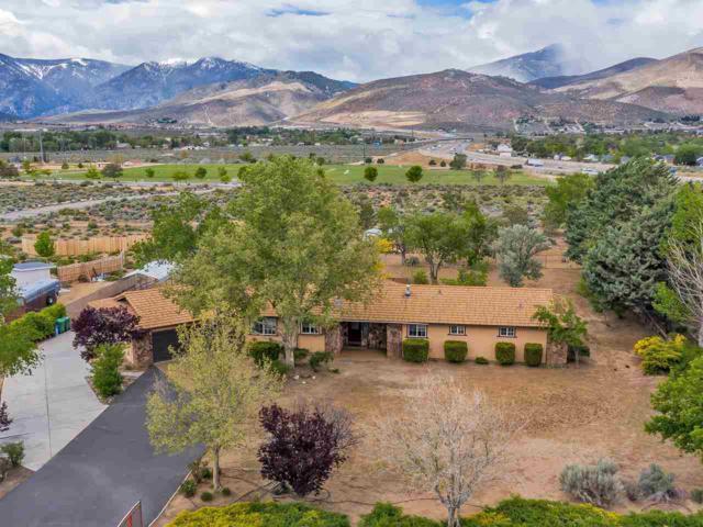 5020 S Edmonds Drive, Carson City, NV 89701 (MLS #190007458) :: Vaulet Group Real Estate