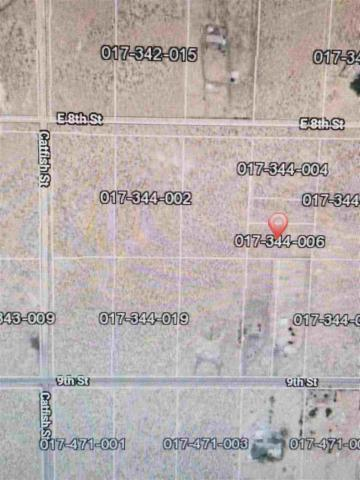 2725 E 8th St S 198', Silver Springs, NV 89429 (MLS #190007486) :: Harcourts NV1