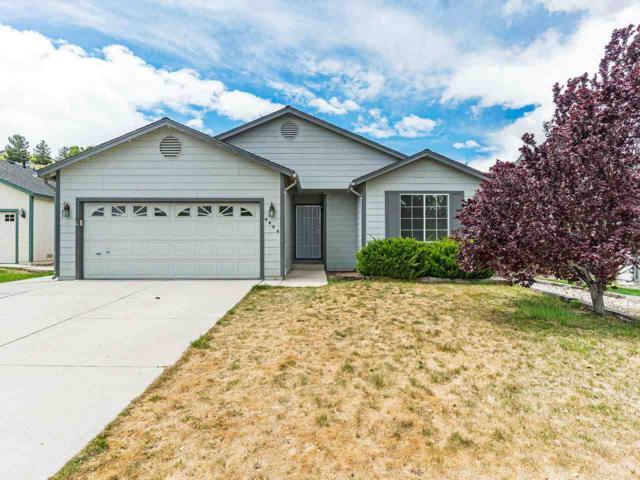 4649 S Cactus Hills Drive, Sparks, NV 89436 (MLS #190007490) :: Vaulet Group Real Estate