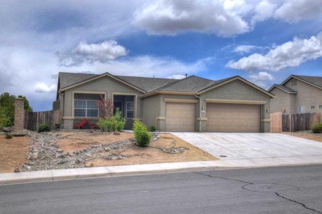 62 Columbia Drive, Dayton, NV 89403 (MLS #190007507) :: Northern Nevada Real Estate Group