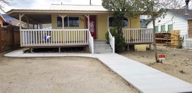 151 D St, Hawthorne, NV 89415 (MLS #190007576) :: Ferrari-Lund Real Estate
