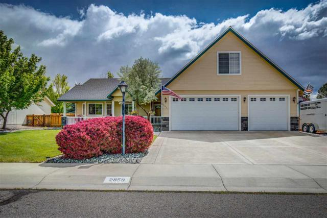 2859 San Gabriel Dr, Minden, NV 89423 (MLS #190007582) :: Vaulet Group Real Estate