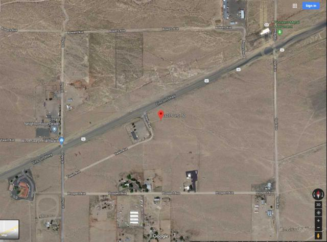 3275 Us Hwy 50, Silver Springs, NV 89429 (MLS #190007634) :: Northern Nevada Real Estate Group