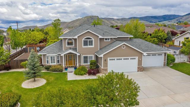 1731 Evergreen Drive, Carson City, NV 89703 (MLS #190007635) :: Northern Nevada Real Estate Group