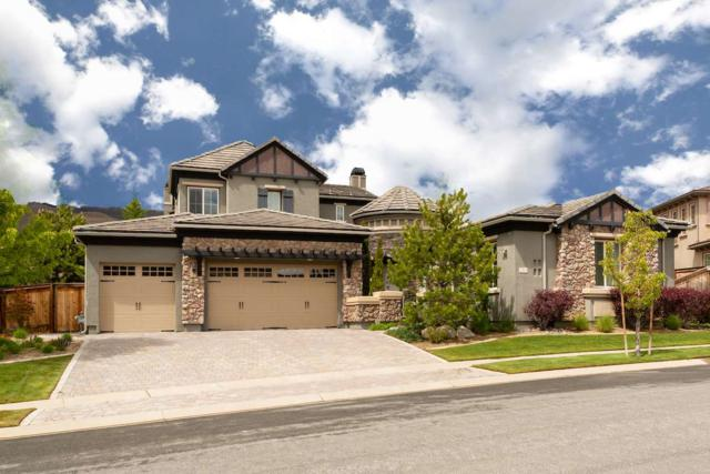 1892 Laurel Ridge Drive, Reno, NV 89523 (MLS #190007643) :: Vaulet Group Real Estate