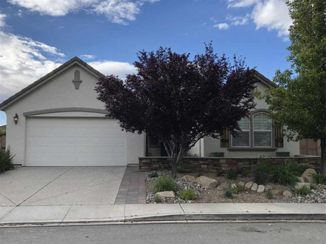 2439 Spring Flower Dr, Reno, NV 89521 (MLS #190007648) :: Vaulet Group Real Estate