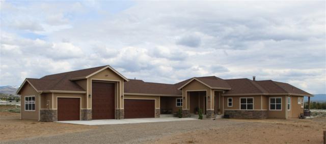 1200 Golden Eagle Court, Gardnerville, NV 89410 (MLS #190007652) :: Vaulet Group Real Estate