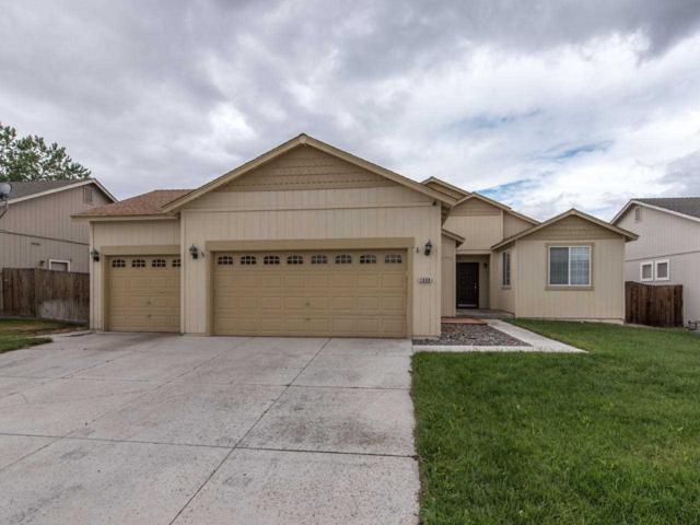 1608 Laverder Drive, Fernley, NV 89408 (MLS #190007664) :: Vaulet Group Real Estate
