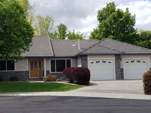1229 Wintergreen Court, Gardnerville, NV 89460 (MLS #190007678) :: Vaulet Group Real Estate