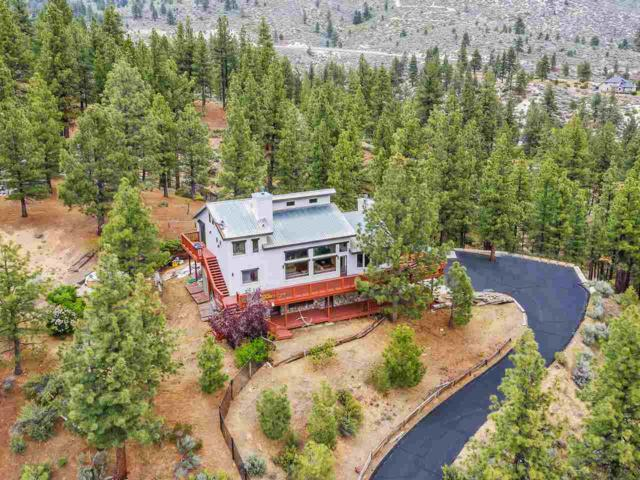 4990 Old Clear Creek Road, Carson City, NV 89705 (MLS #190007714) :: Chase International Real Estate