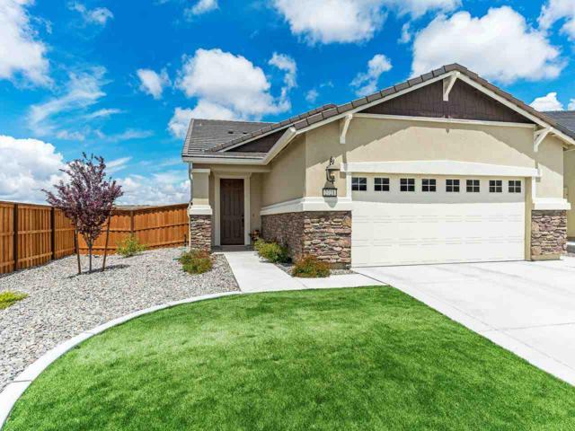 2721 Michelangelo Court, Sparks, NV 89434 (MLS #190007749) :: Chase International Real Estate