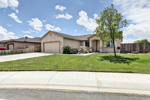 368 Crystal Court, Fallon, NV 89406 (MLS #190007824) :: Ferrari-Lund Real Estate