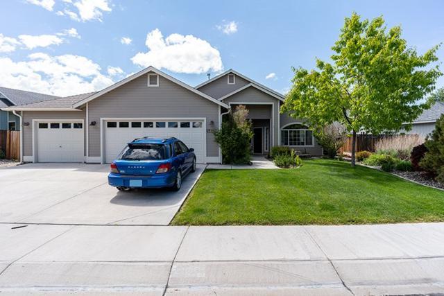 1369 Falstaff Ln, Gardnerville, NV 89410 (MLS #190007907) :: Marshall Realty