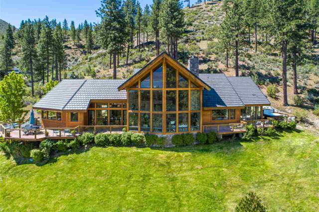 7345 Franktown, Washoe Valley, NV 89704 (MLS #190007971) :: Vaulet Group Real Estate