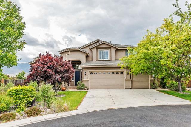 212 Portrush Court, Dayton, NV 89403 (MLS #190007986) :: Vaulet Group Real Estate